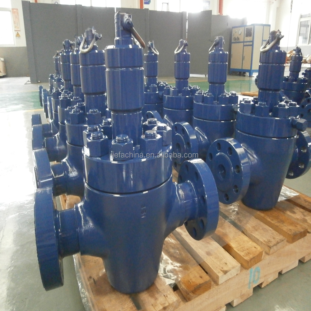 API 6A Cameron FC Gate Valve For Oil and Gas
