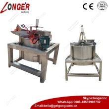 Automatic De-oiling Separator Oil Remove Machine for Fried Food