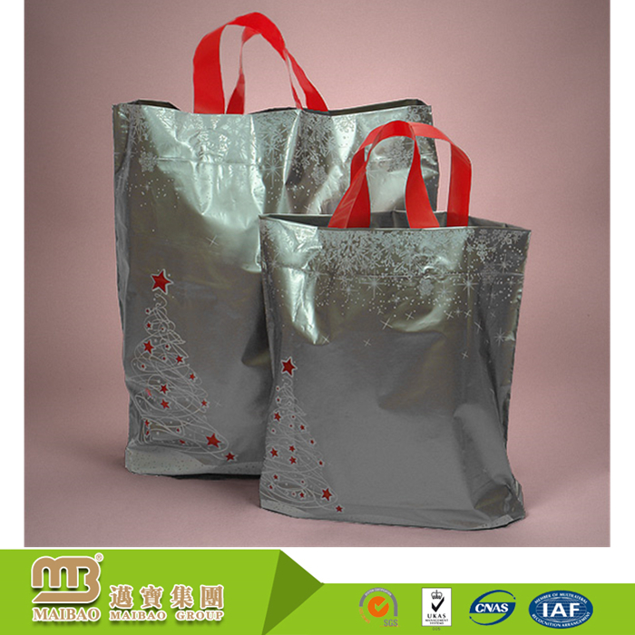Gravure printing custom design degradable ldpe plastic packaging bag manufacturers