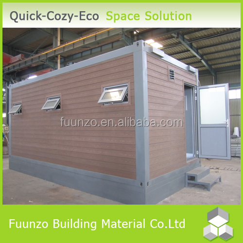Sandwich Panel Good insulated Popular Waterproof Plastic Timber Panel House