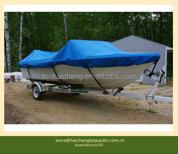 PVC tarpaulin for marine boat covers