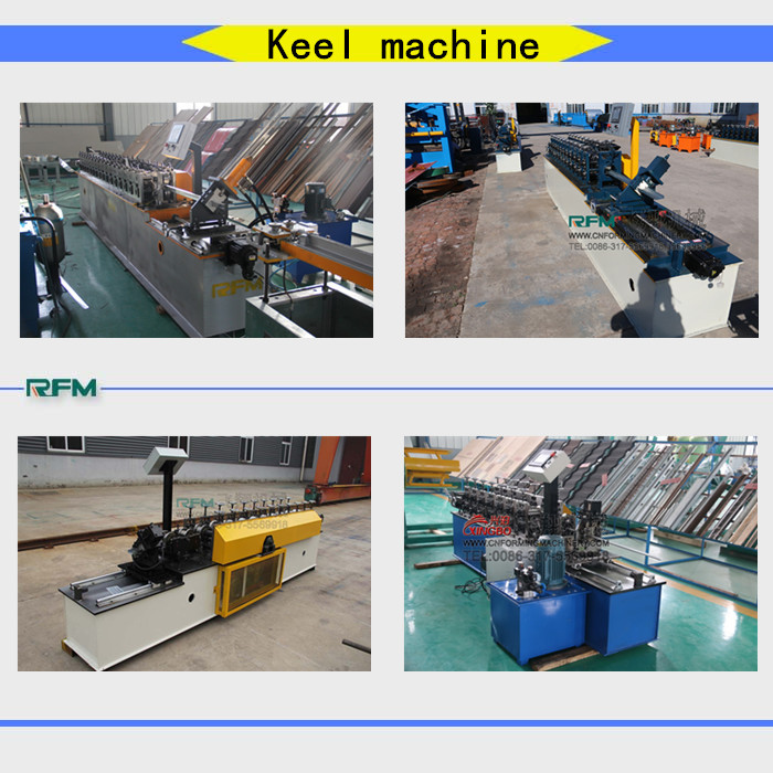 China multifunction angle roll forming machine