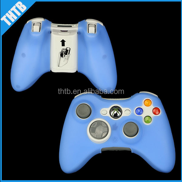 Video Game Accessory Controller silicone skin cover protective case for xbox 360 controller cover
