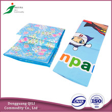 Eco-friendly foldable pp woven beach mat