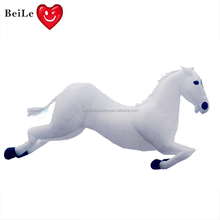 Waterproof 6mL large flying toy inflatable horse kite for sale