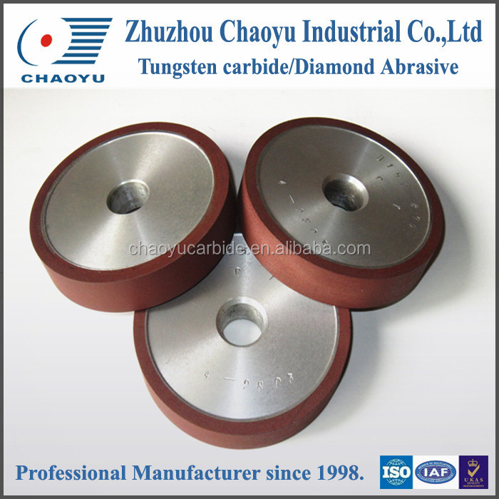 Metallic bonding diamond grinding cutting wheel for glass