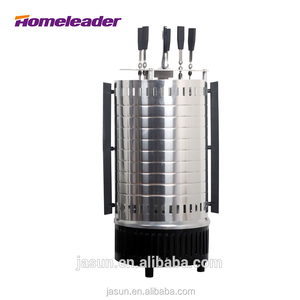 2018 Homeleader Electrical Vertical Rotating BBQ Grill/Griddles, Rotary Rotisserie Machine safety Rotisseries K06-001
