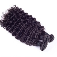 "14"" 14"" 14"" 3pieces Top selling virgin remy human hair style hair extension box"