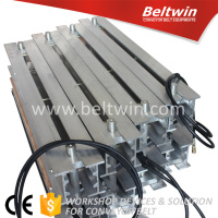 Beltwin CE Conveyor belt bonding vulcanization press machine for EP/ST belt