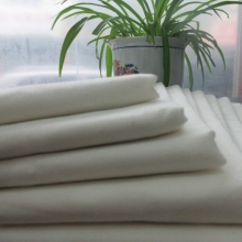 "T/C poplin 45*45 133*72 57/58"" Fabric undyed for Bedding, Curtain, Dress, Garment"