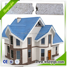 Low Cost EPS Sandwich Panel Prefabricated Concrete Building Houses