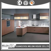 Direct factory price top quality laminate kitchen cupboards