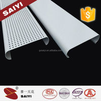 0.3mm China Pop Ceiling Aluminum Ceilings for House Ceiling Design