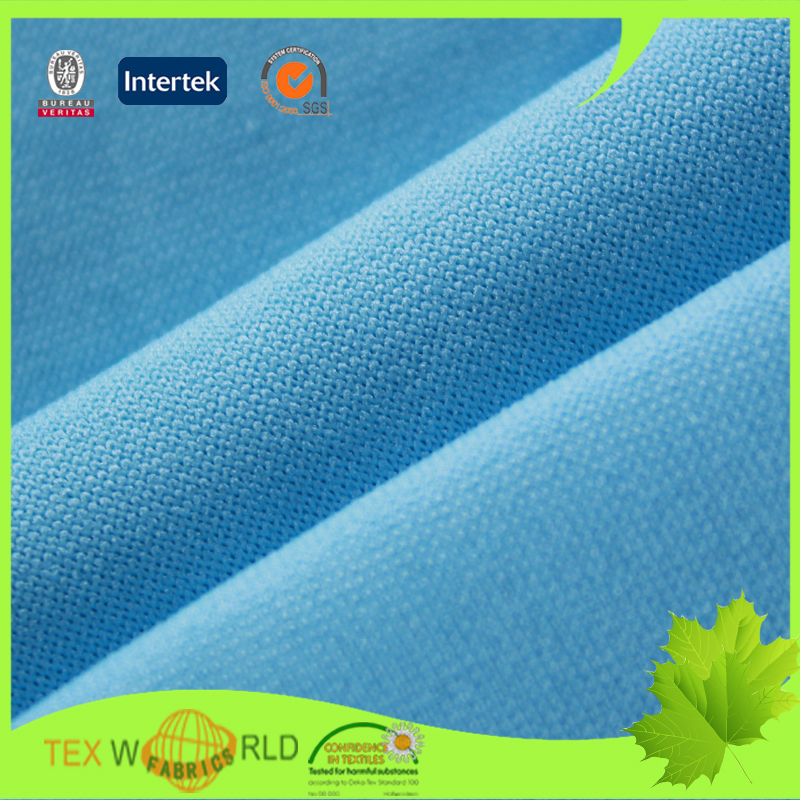 94% polyester 6% spandex microfiber brushed fabric for hoddies