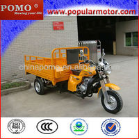 Hot Selling China 2013 Gasoline New Popular Cargo 3 Wheeler Motorcycle