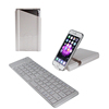 Best Price Slim Russian Bluetooth Foldable Keyboard