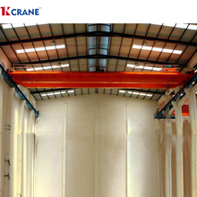 H.O.T Double Girder Crane & Trolley Double Beam Overhead Crane with air control