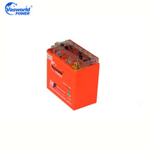 Yuasa Orange Case 12v Volts 7ah 12v 9ah YTX9l-BS Motorcycle Battery
