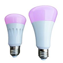E27 6W Colors Changeable Music Playing Bluetooth Smart Led Light Bulb with Timer+Group