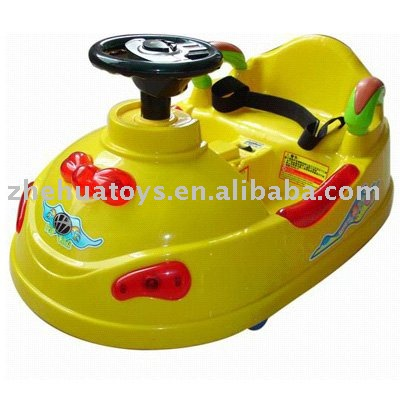 4CH Battery Operated Ladybug Versatile Mini Ride on Car
