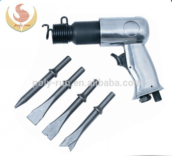 Pneumatic Air Tools 250mm Air Hammer (Round/Hex) WT-1064