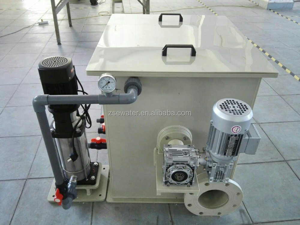 drum filter aquaculture equipment water filter for fish farming