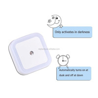 automatic sensor light Infrared control sensor light human body induction energy saving night light