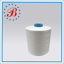 Ne 30/1 100% Polyester Spun Yarn Close Virgin