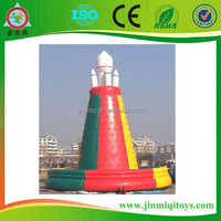 2016 inflatable rock climbing wall, inflatable water rock climbing wall, inflatable floating climbing