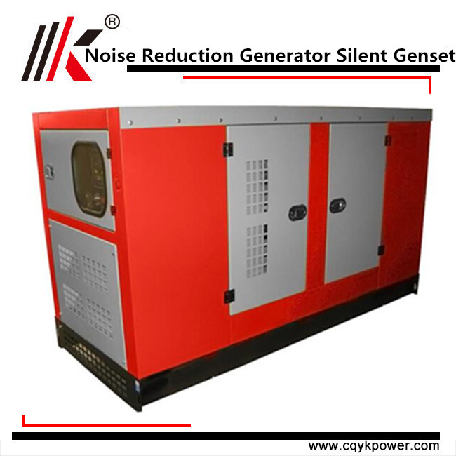 Yuchai YC6B135Z-D20 80kw 100kva soundproof engine genset price with silent diesel generator