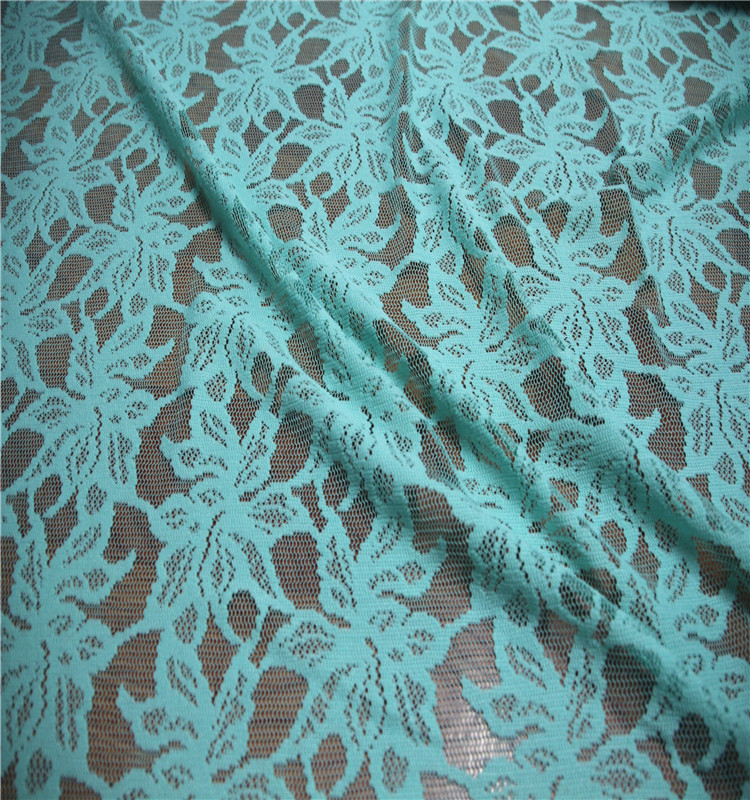 Professional sequin embroidery beaded lace fabric With Promotional Price