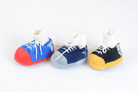 cheap funny indoor colorful canvas kid fur lined shoes plush slipper
