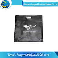 Promotional Foldable shopping bag.non woven bag