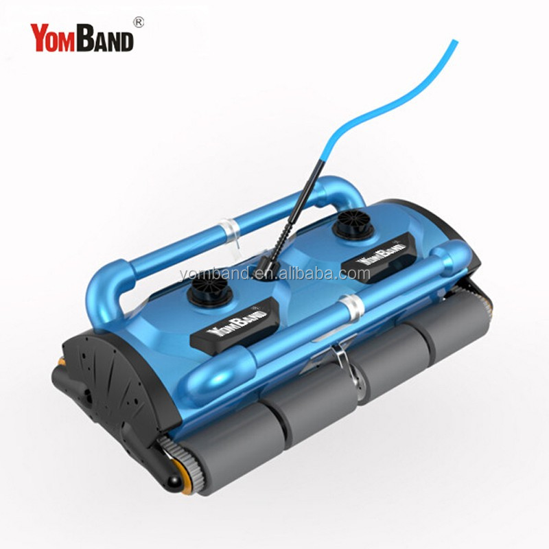 Robot Pool Cleaners,Automatic swimming vacuum pool cleaner YB-C200D