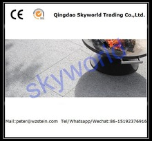 High quality silver granite paving slabs patio stone for sale