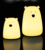 Fancy animal usb kids mini battery operated baby sensor small torch rechargeable led night light