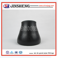 fire hydrant reducer Carbon steel reducer ASME B16.9 reducer