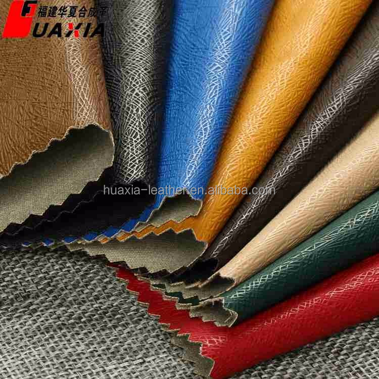Embossed PU synthetic leather for garment