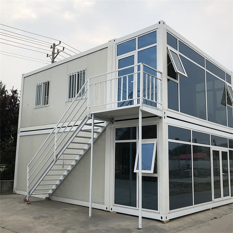 Cheap price homes ready to install light steel popular in nepal china prefab mobile house for usa