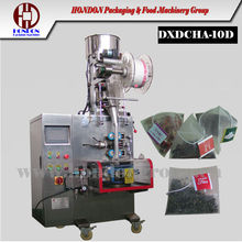 Automatic Tea bag packing machine for granule broken tea