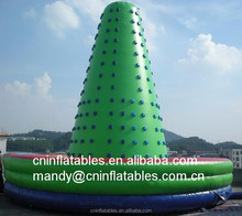 Commercial Inflatable Rock Climbing for Sale, Inflatable Climbing Wall for Fun