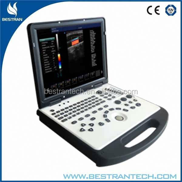 BT-UDC60 CE ISO hospital 3.5MHz convex probe Laptop portable 3d ultrasound scanner
