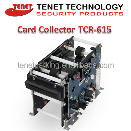 TENET Access control Card Collector Support PVC card reader/writer For Parking RFID Card Access Control