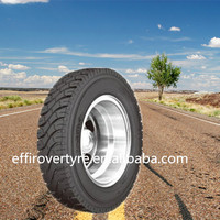 Solid rubber tire 6.50R16