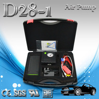 2015 Newest 13600mah Multi-function Vehicle Car Jump Starter Portable Power Bank Car Jump Starter and Air Pump