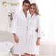Women's Full Length Shawl Collar Velour Microfiber velour Bathrobe, Soft Fleece Bath Robe,Spa Robe price