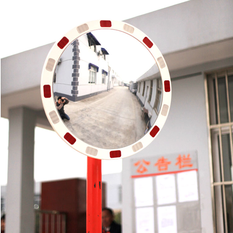 Jessubond reflective convex mirror for traffic safety