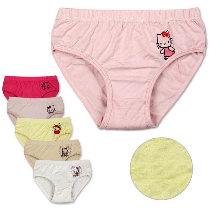 kids underwear girl panties 2015 Child Underpant Modal Briefs Supply character cotton panties underwear girl briefs clothing