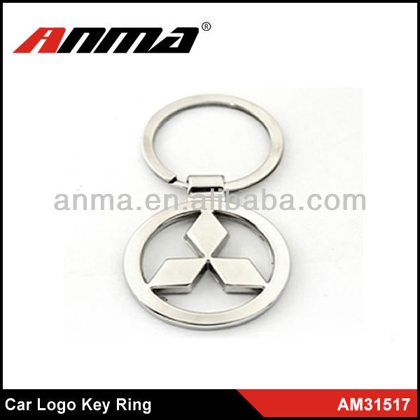 Most famous and professional metal car key ring factory in Zhejiang China
