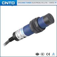 CNTD New Products To Sell High-end type Photoelectric Sensor Photoelectric Switch Cylindrical Type